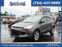 This 2014 Ford Escape Titanium is a great option for