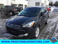 Options:  2014 Ford Escape Titanium|Black|*Loaded! Ford