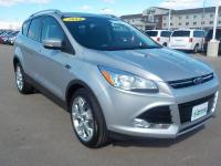 This 2014 Ford Escape Titanium has less than 34k miles.