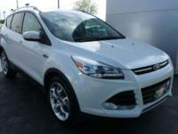 2014 Escape Ford Titanium AWD. AWD 6-Speed Automatic