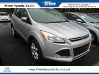 2014 Ford Escape Titanium AWD Ingot Silver Metallic