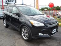 This 2014 Ford Escape 4dr 4WD 4dr Titanium features a