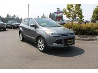 **Ford Certified Pre-Owned** Titanium Technology