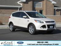 Scores 32 Highway MPG and 23 City MPG! This Ford Escape