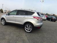 CARFAX One-Owner. Certified. 2014 Ford Escape Titanium