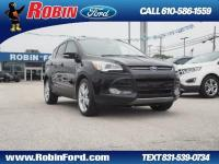 This 2014 Ford Escape Titanium is complete with