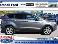 Less than 47k Miles** Ford CERTIFIED* This terrific