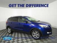 CARFAX One-Owner. Deep Impact Blue 2014 Ford Escape