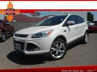 Options:  2014 Ford Escape Titanium|Titanium 4Dr