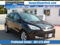 2014 Ford Escape Titanium w/ Leather and Navigation.