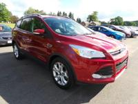 Check out this 2014 Ford Escape Titanium. Its Automatic