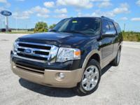 This low mileage, one owner Ford Expedition King Ranch
