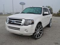 This low mileage, one owner Ford Expedition Limited 4x2