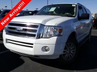 2014 Ford Expedition EL XLT Oxford White. Flex Fuel!