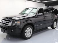 This awesome 2014 Ford Expedition 4x4 comes loaded with