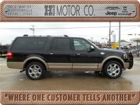 Exterior Color: black / tan, Body: SUV, Engine: 5.4L V8