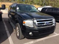 Just Reduced! This 2014 Ford Expedition EL in Tuxedo
