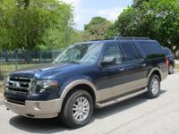 Options:  2014 Ford Expedition El Xlt|Come And Visit Us