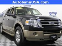 2014 Ford Expedition EL XLT. FULLY SERVICED AND FRONT