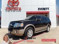 2014 Ford Expedition XLT Kodiak Brown Metallic and 3rd