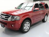 2014 Ford Expedition with Leather Seats,Power Front