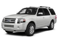 This reliable 2014 Ford Expedition Limited comes with a