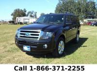 2014 Ford Expedition Limited Features: Leather Seats -