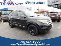 CARFAX One-Owner. Clean CARFAX. Black 2014 Ford