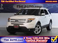NEW ARRIVAL FOLKS! THIS 2014 FORD EXPLORER HAS JUST