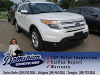 Take a look at this 2014 Ford Explorer Limited loaded