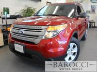 Options:  2014 Ford Explorer Xltbase Awd  4Dr Suv|6