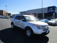 Safe and reliable, this Used 2014 Ford Explorer Base