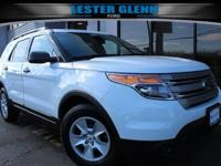 This outstanding example of a 2014 Ford Explorer Base