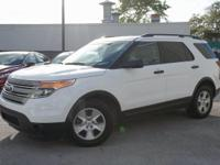 You're looking at a 2014 Ford Explorer in Car