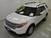2014 FORD EXPLORER..LOADED..3RD ROW SEATING..FULL