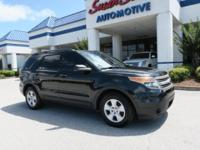 Just Arrived!!! 2014 Ford Explorer with third row and