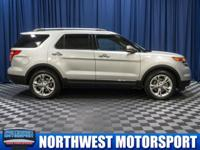 2 Owner Clean Carfax SUV with 2nd Row Heated Seats!