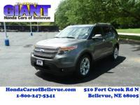 You can find this 2014 Ford Explorer Limited 4WD and