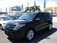 Options:  2014 Ford Explorer Limited|Come And Visit Us