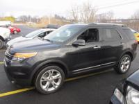 Recent Arrival! 2014 Ford Explorer Limited Awards:   *