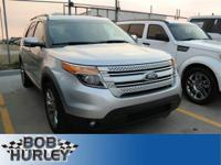 Ford Explorer Limited Ingot Silver Metallic