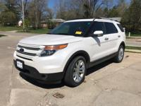 Ford Certified, AWD, and **CLEAN VEHICLE HISTORY REPORT