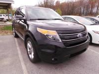 Check out this 2014 Ford Explorer Limited. Its