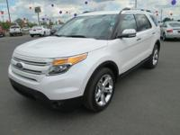 Options:  2014 Ford Explorer Limited 4Wd 6-Speed