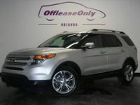 Ford explorer v6 limited! All power, automatic, backup