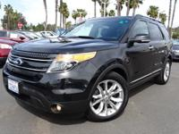 Options:  2014 Ford Explorer Limited|Black|Attention!!!