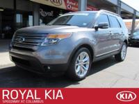 Royal Kia is proud to offer this wonderful Gray Ford