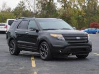 2014 Ford Explorer CARFAX One-Owner. Clean CARFAX.
