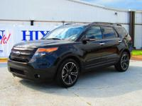 This 2014 Ford Explorer Sport is proudly offered by