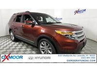 New Price! Ford Explorer XLT Priced below KBB Fair
